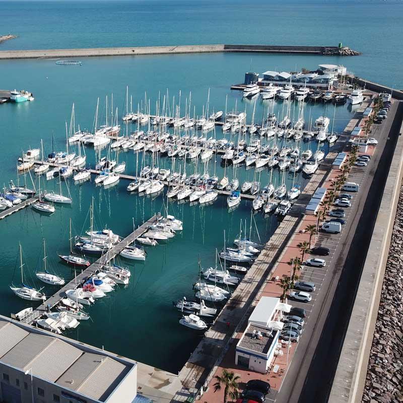 puerto marina burriananova construcción e infraestructuras áreas de actividad web grupo gimeno