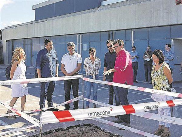 Gimecons inicia las obras de la nueva residencia de Vinaros