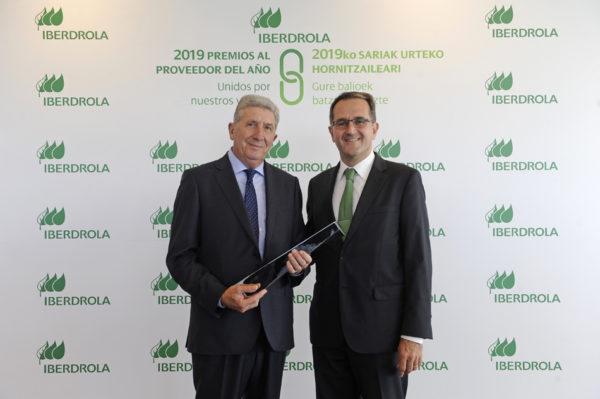 Iberdrola premia a Obremo por su compromiso con la sostenibilidad