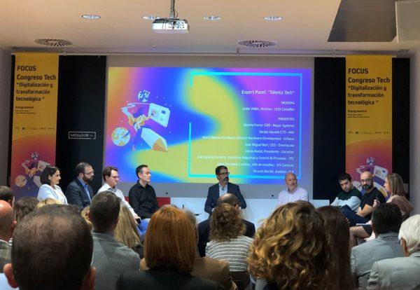 Grupo Intur e Iotsens en Congreso TECH Castellon