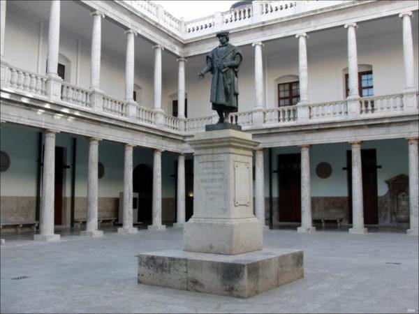 FOVASA Seguridad asume la vigilancia del campus de La Nau de la Universidad de Valencia