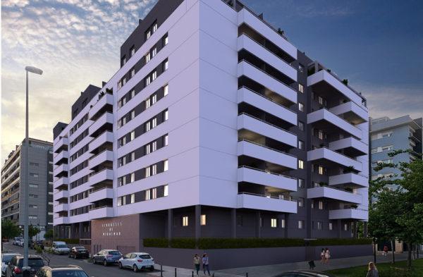 Gimecons construirá el nuevo residencial exclusivo Terrasses de Castelló