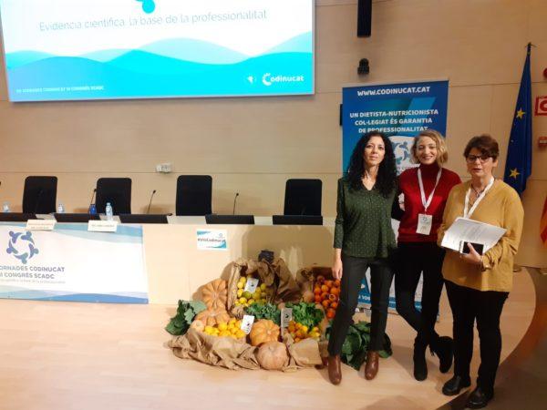 Intur Restauración Colectiva analiza en Barcelona los retos de futuro de la nutrición y la alimentación