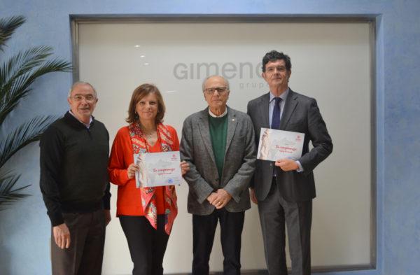 FACSA, FOBESA y Grupo Intur impulsan su compromiso social con un nuevo acuerdo con Cáritas