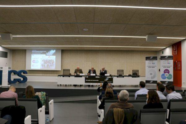 Grupo Gimeno da a conocer sus últimas investigaciones en materiales avanzados e innovación en una jornada en la UJI