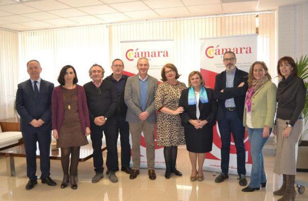 La Cámara de Comercio de Castellón galardona a Intur Restauración Colectiva con el Premio al Turismo 2019 en el ámbito de la Innovación