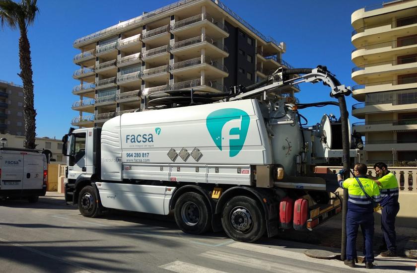 FACSA culmina el dispositivo especial de limpieza tras el paso de la borrasca Gloria