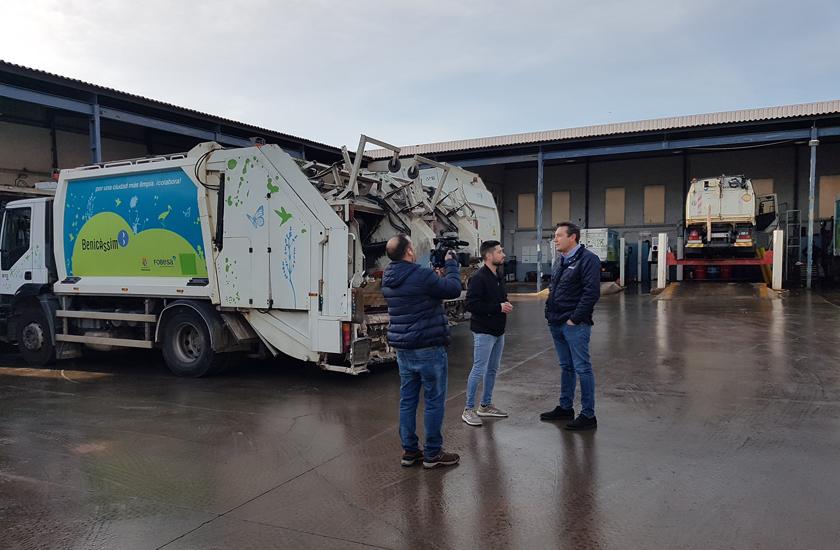 El programa de ÀPunt Terra Viva dedica un reportaje a las acciones que FOBESA está llevando a cabo para compensar de forma eficiente su huella de carbono