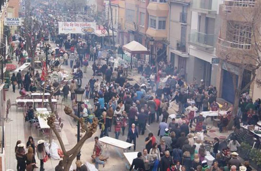 FOBESA despliega un dispositivo especial de limpieza durante las fiestas patronales de Benicàssim
