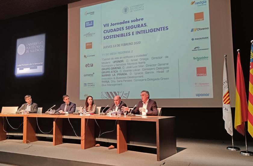 Grupo Gimeno comparte su visión estratégica sobre el reto de la sostenibilidad en las Smart Cities