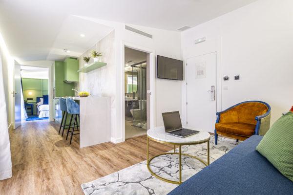 El Hotel Intur Castellón amplía su oferta de alojamiento con dos estudios suite