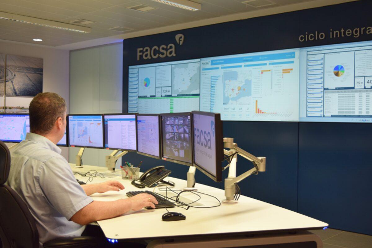 COVID-WATER-FACSA-TELECONTROL-INNOVACION