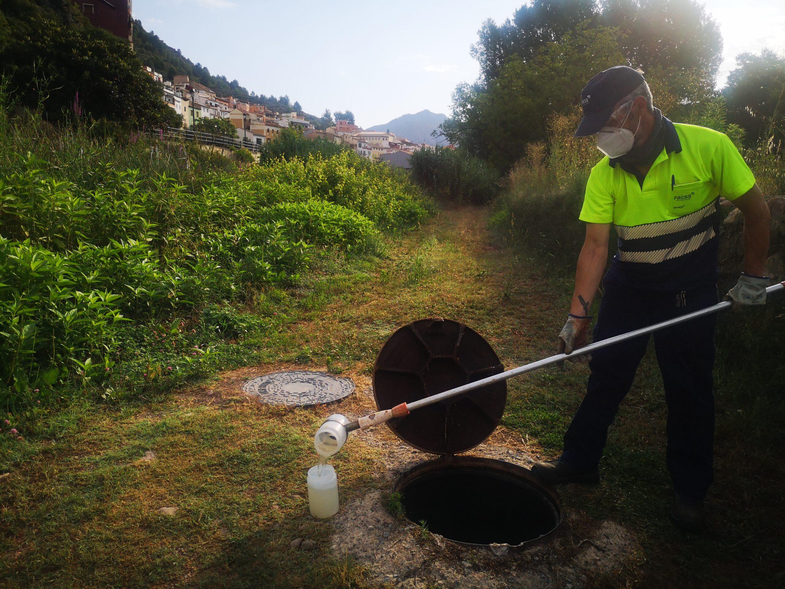 COVID WATER - FACSA - ITI