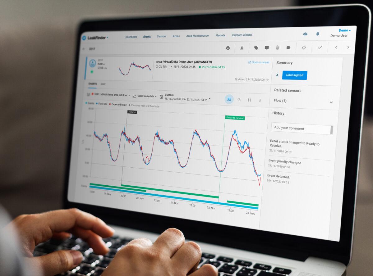 BuntBrain-LeakFinder-laptop