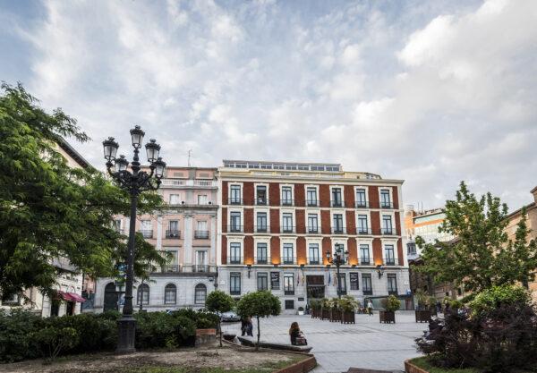 Madrid - Intur Palacio San Martín