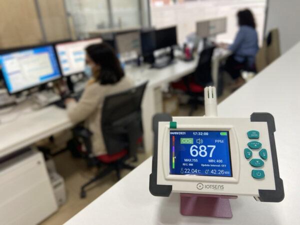 Sensor-CO2-IoTsens