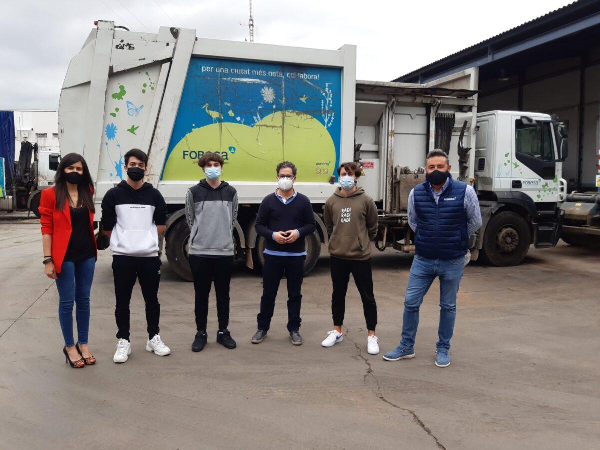 fobesa-actividad-dia-mundial-reciclaje