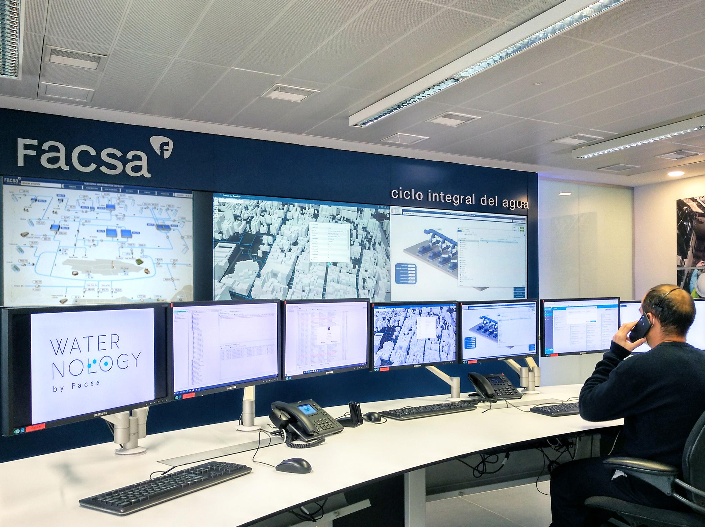 Centro de control_Waternology_