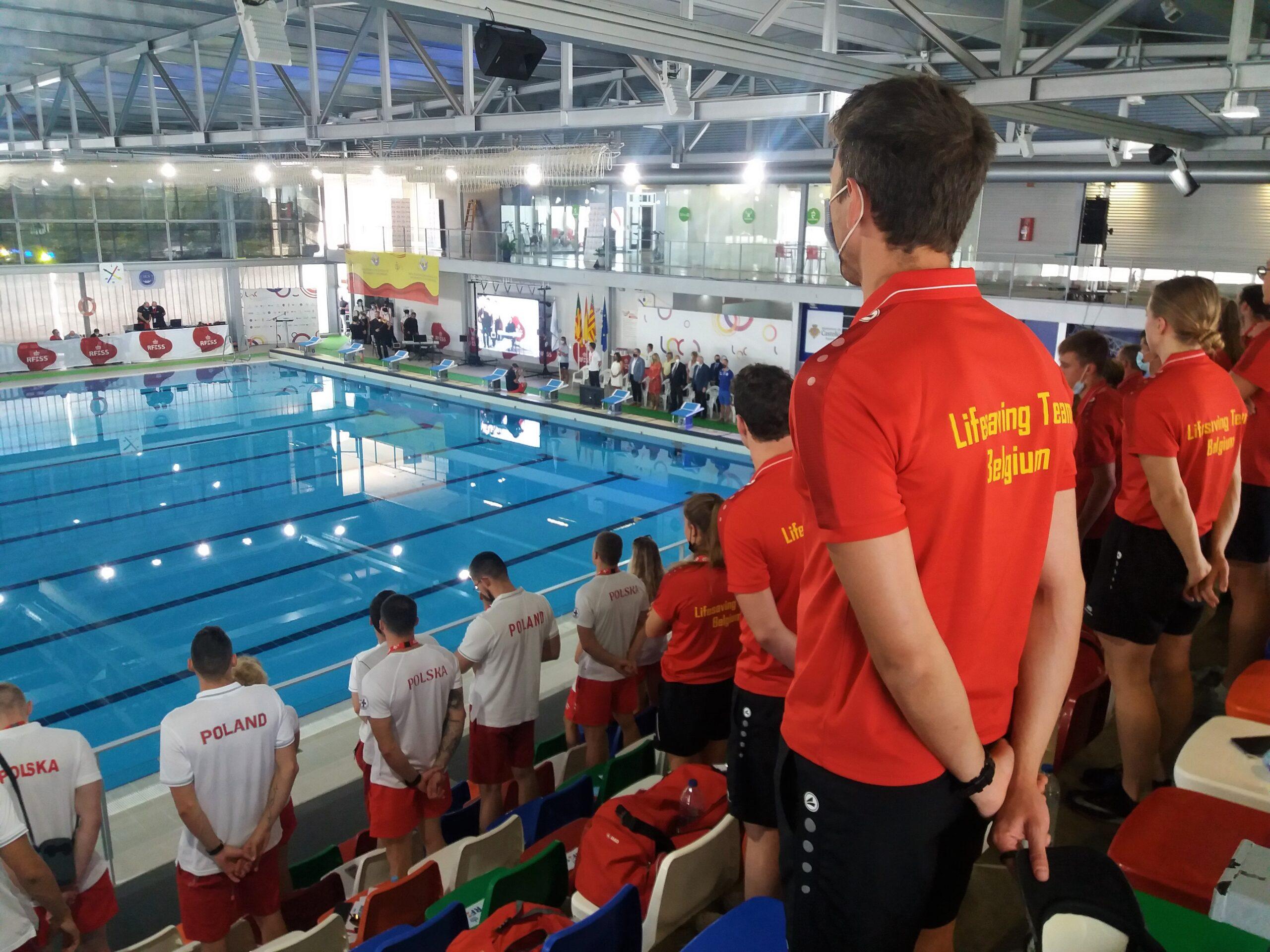 InturSports - XIV Europeo de Salvamento y Socorrismo