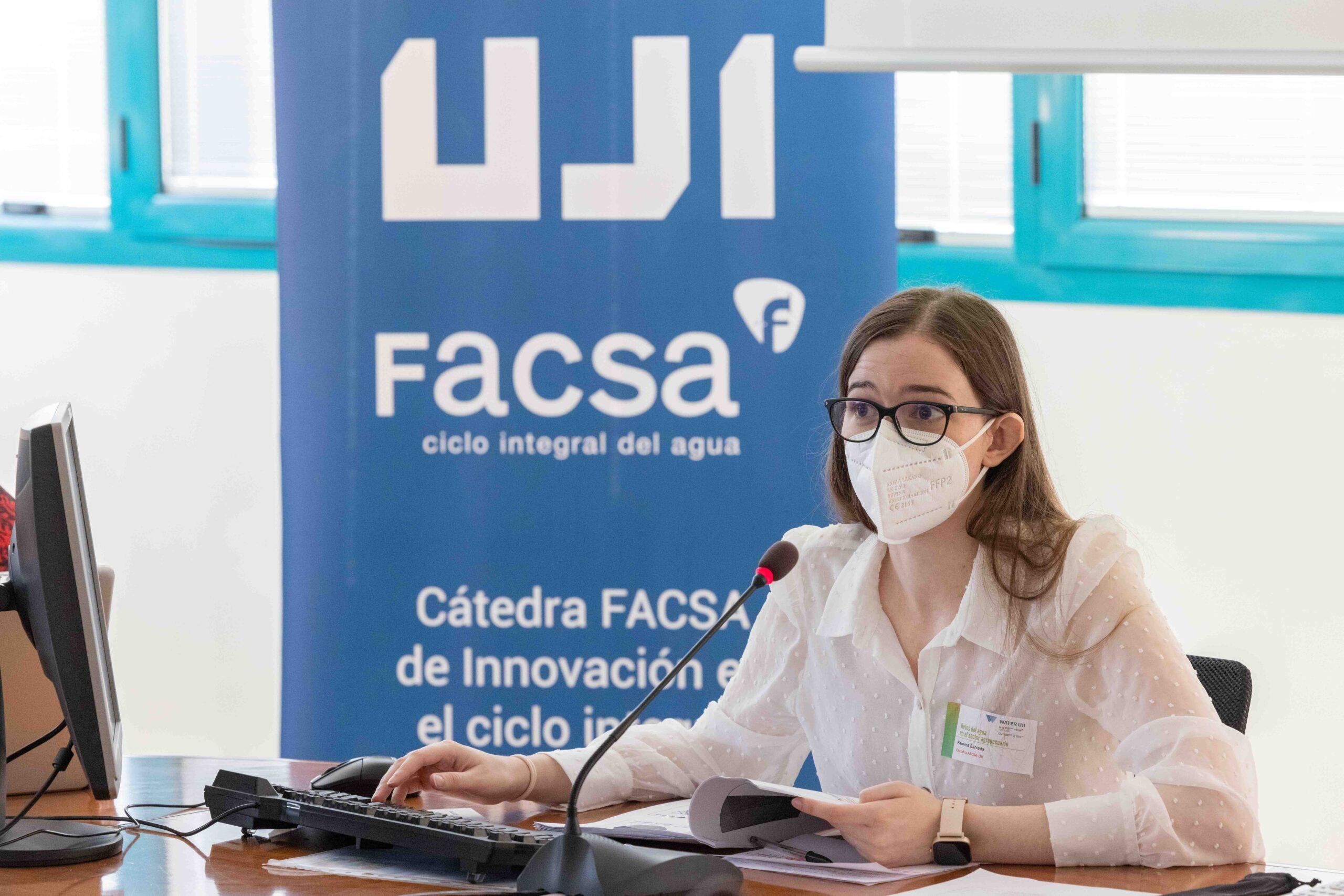 Cátedra FACSA-UJI agua en el sector agropecuario