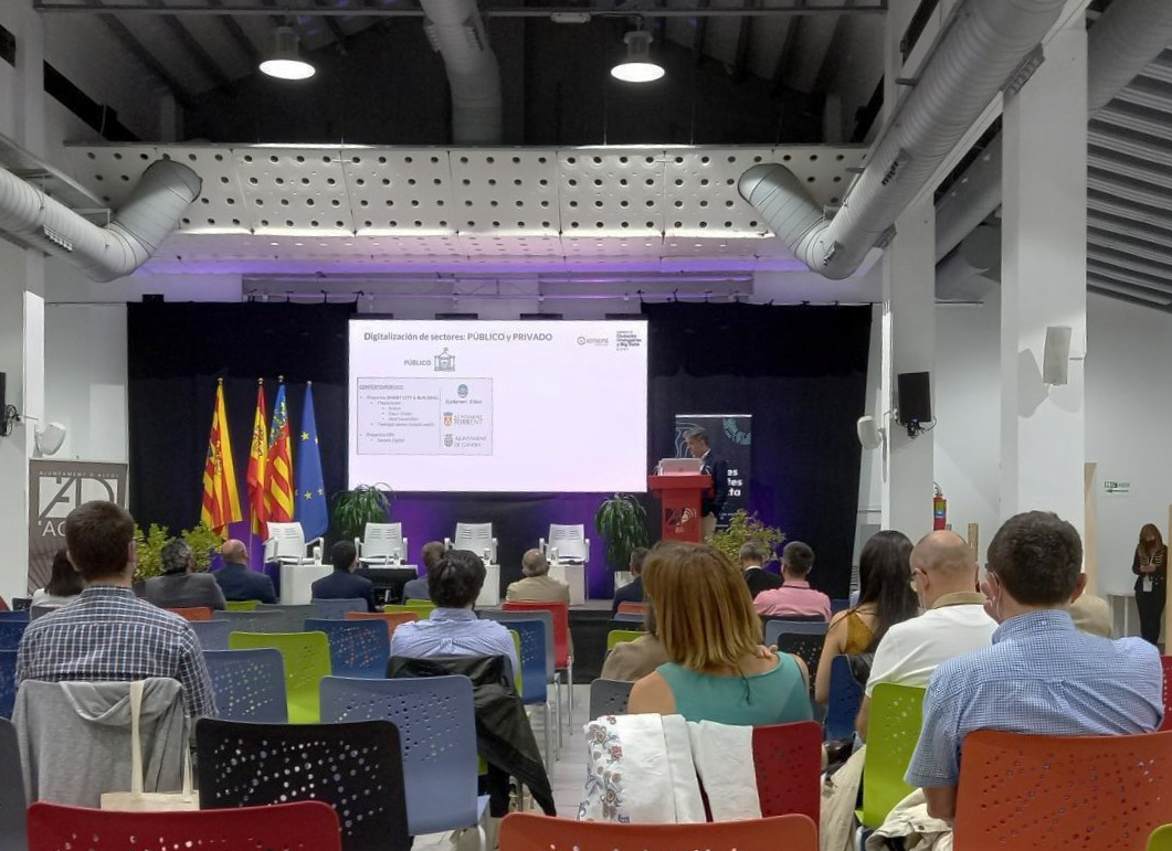 Congreso de Ciudades Inteligentes y Big Data