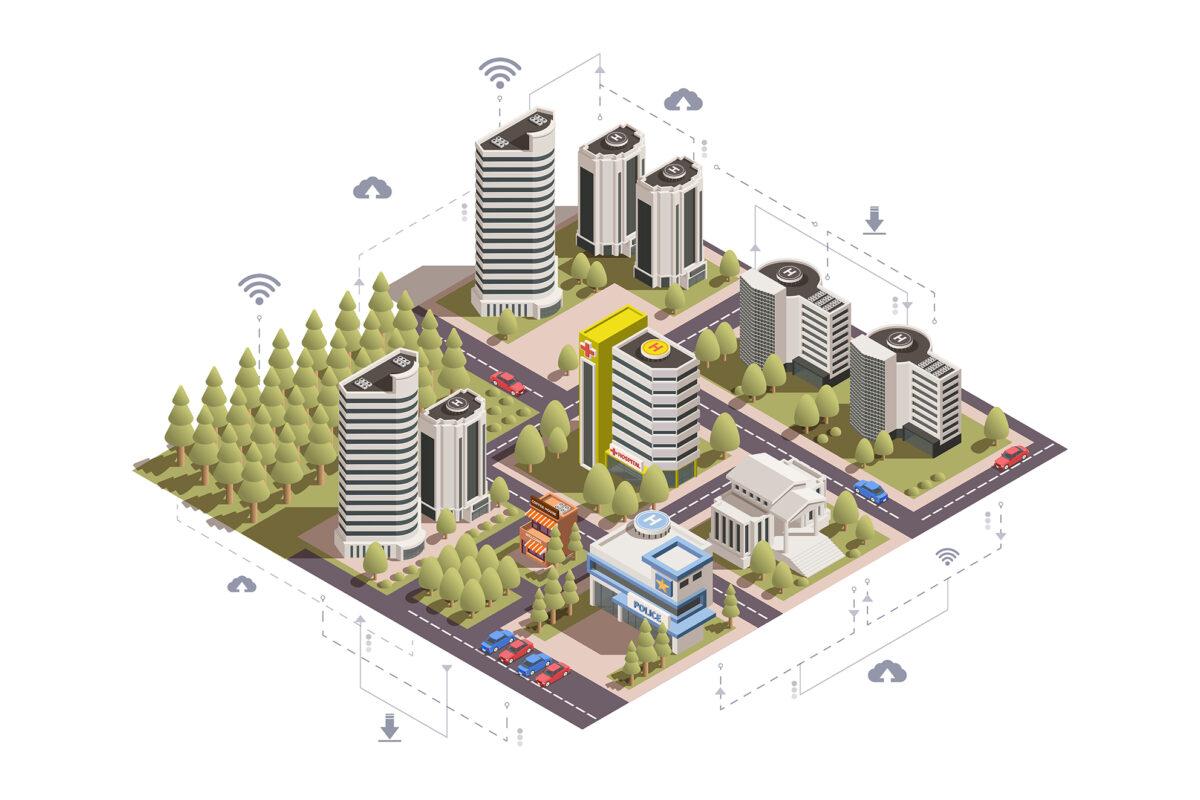ENEFORE Plataforma Smart Building