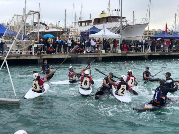 Kayak Campeonato Burriananova